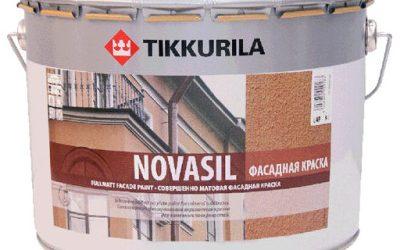 Фасадная краска Тиккурила акриловая Евро Фасад: характеристики, расход и цены