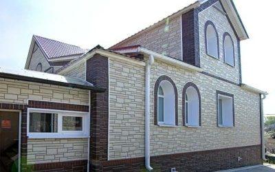 Фасадные панели Деке: характеристики, параметры, цены, отзывы