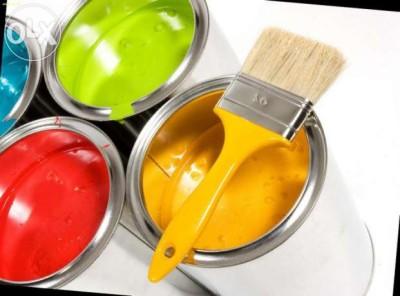Краска фасадная — технические характеристики и особенности